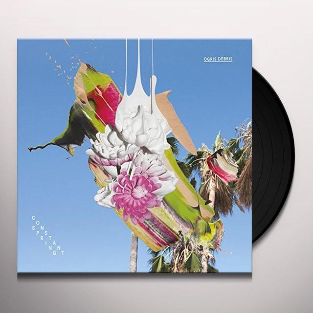 Ogris Debris CONSTANT SPRING Vinyl Record - UK Import