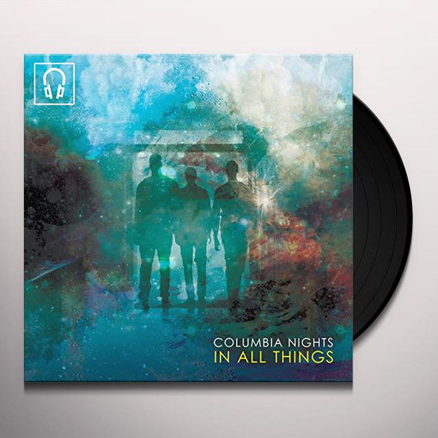 COLUMBIA NIGHTS IN ALL THINGS Vinyl Record - UK Import
