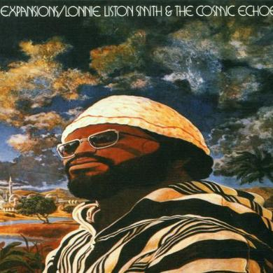 Lonnie Liston Smith & The Cosmic Echoes EXPANSIONS Vinyl Record - UK Release