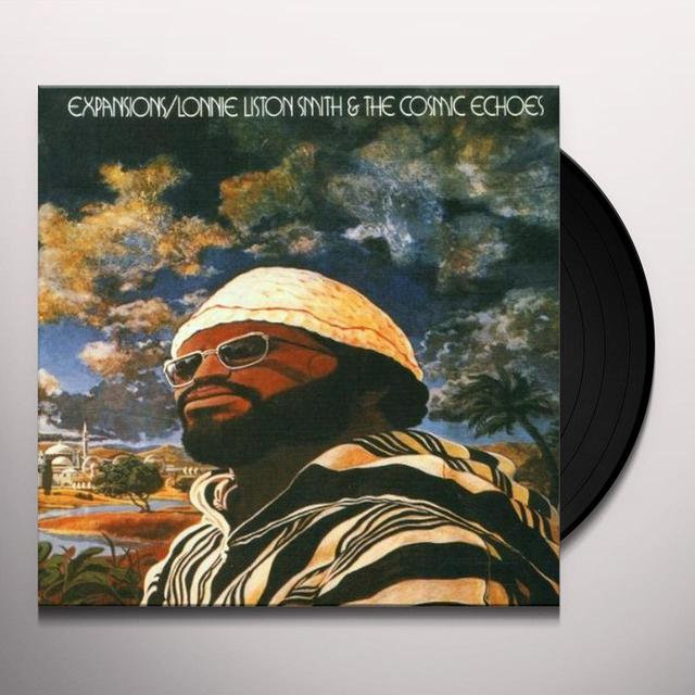 Lonnie Liston Smith & The Cosmic Echoes EXPANSIONS Vinyl Record