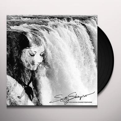 Sally Shapiro IF YOU EVER WANNA CHANGE YOUR MIND Vinyl Record - UK Import