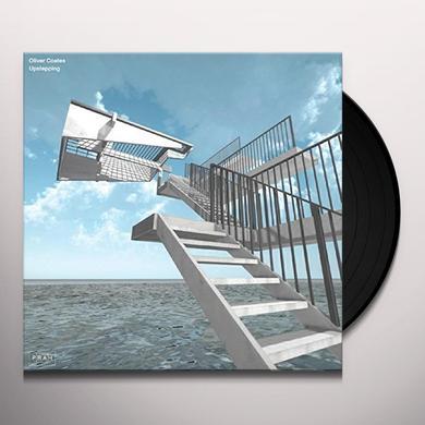 Oliver Coates UPSTEPPING Vinyl Record - UK Import