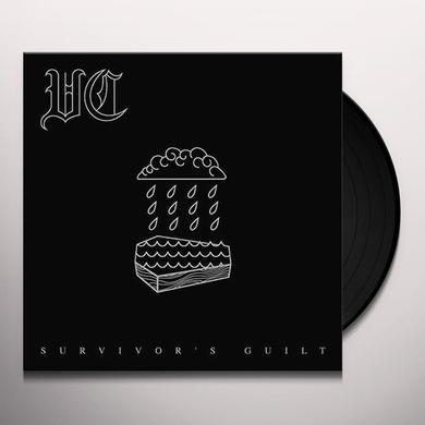 Vinnie Caruana SURVIVOR'S GUILT Vinyl Record - UK Import