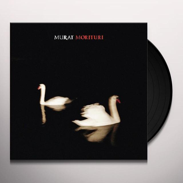Jean-Louis Murat MORITURI Vinyl Record - Canada Import