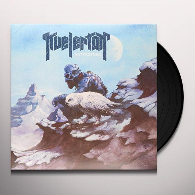 Kvelertak NATTESFERD Vinyl Record - UK Import