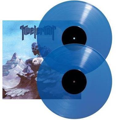 Kvelertak NATTESFERD (CLEAR BLUE VINYL) Vinyl Record