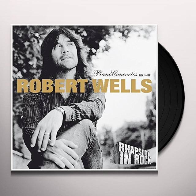 Robert Wells PIANO CONCERTOS NO. I-IX Vinyl Record - UK Import