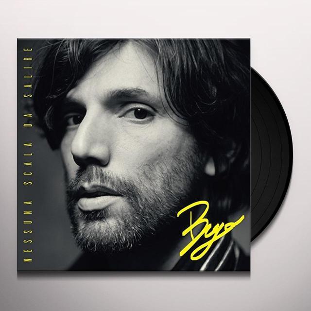 Bugo NESSUNA SCALA DA SALIRE Vinyl Record
