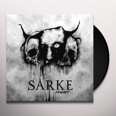 Sarke ARUAGINT Vinyl Record - UK Release