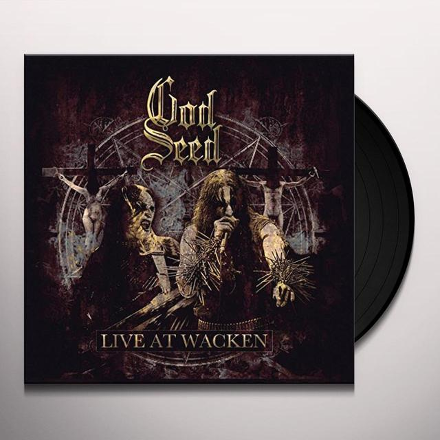 God Seed LIVE AT WACKEN Vinyl Record - UK Import