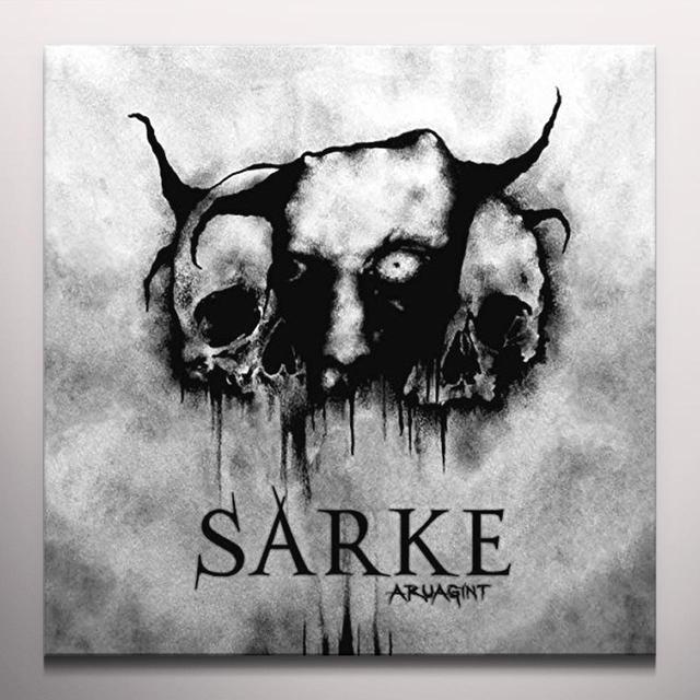 Sarke ARUAGINT (CLEAR VINYL) Vinyl Record - Clear Vinyl, UK Import