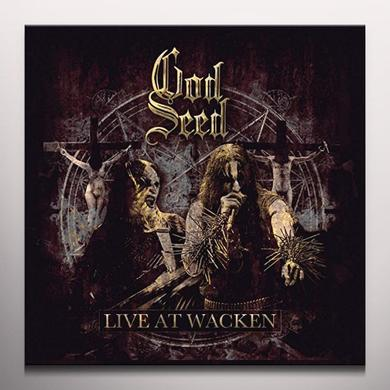 God Seed LIVE AT WACKEN (TRANSPARENT YELLOW VINYL) Vinyl Record