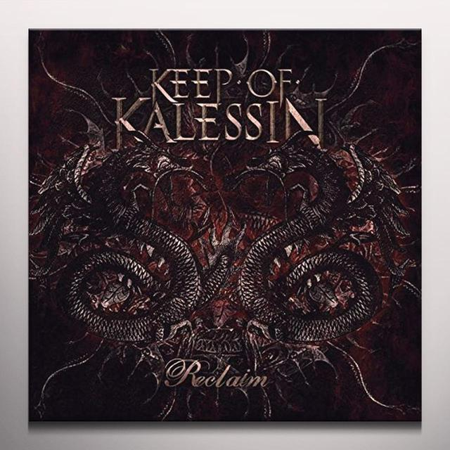 Keep Of Kalessin RECLAIM (CRYSTAL VINYL) Vinyl Record - Colored Vinyl, UK Import