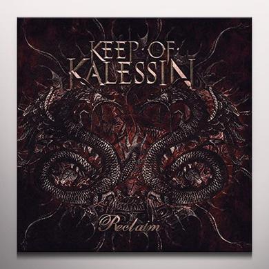 Keep Of Kalessin RECLAIM (CRYSTAL VINYL) Vinyl Record - Colored Vinyl, UK Import