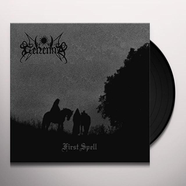 Gehenna FIRST SPELL Vinyl Record - UK Release