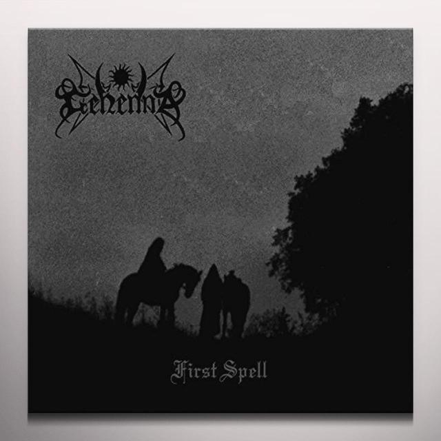 Gehenna FIRST SPELL (CRYSTAL VINYL) Vinyl Record