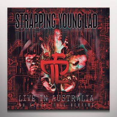 Strapping Young Lad NO SLEEP TIL BEDTIME: LIVE IN AUSTRALIA Vinyl Record - Colored Vinyl