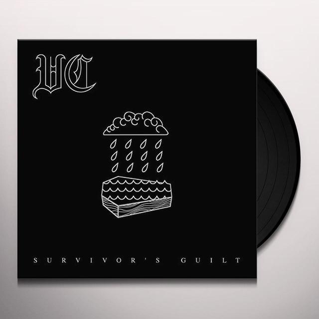 Vinnie Caruana SURVIVOR'S GUILT Vinyl Record