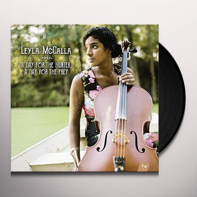 Leyla Mccalla DAY FOR THE HUNTER A DAY FOR THE PREY Vinyl Record