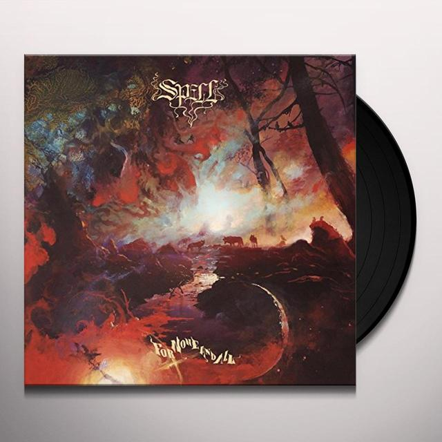SPELL FOR NONE & ALL Vinyl Record