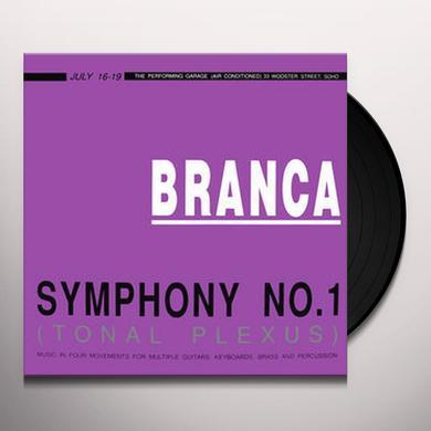 Glenn Branca SYMPHONY NO. 1 (TONAL PLEXUS) Vinyl Record