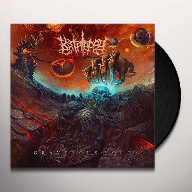 Katalepsy GRAVENOUS HOUR Vinyl Record