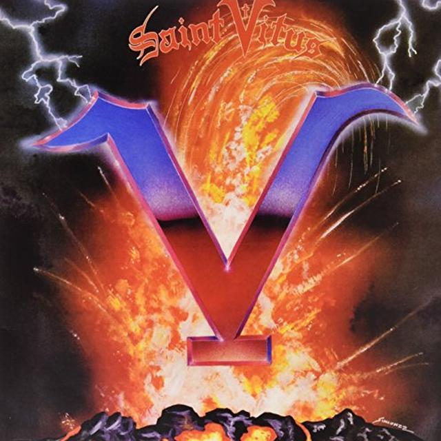 Saint Vitus V Vinyl Record