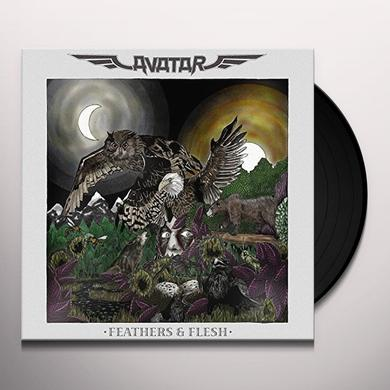 Avatar FEATHERS & FLESH Vinyl Record