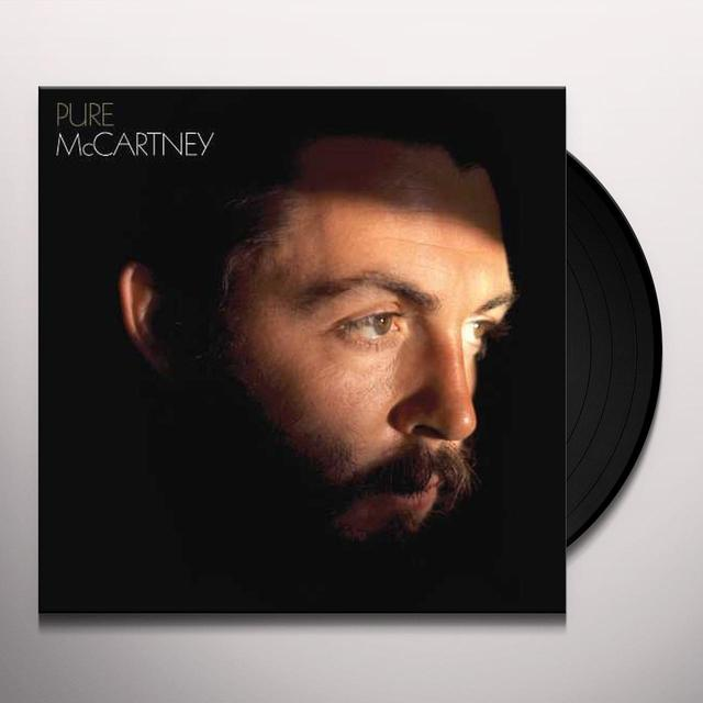 Paul Mccartney PURE MCCARTNEY (BOX) Vinyl Record