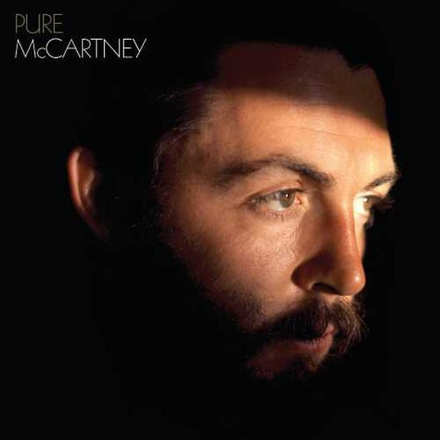 Paul McCartney PURE MCCARTNEY Vinyl Record