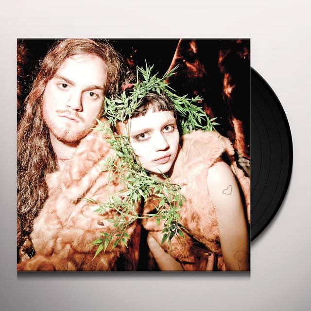 GRIMES / D'EON DARKBLOOM Vinyl Record