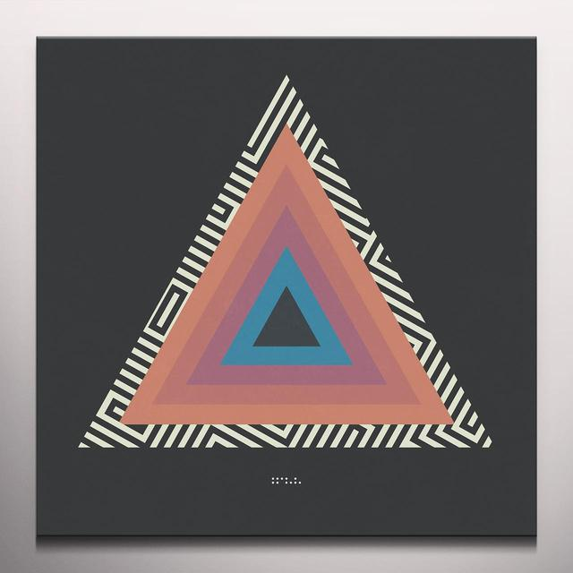 Tycho AWAKE REMIX Vinyl Record - Blue Vinyl, Colored Vinyl, Digital Download Included