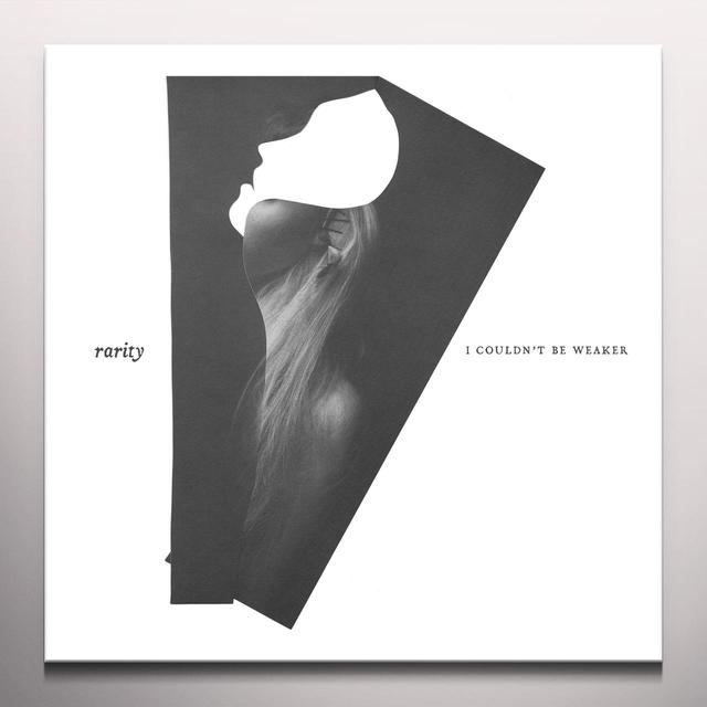 Rarity I COULDN'T BE WEAKER Vinyl Record - Colored Vinyl, Digital Download Included