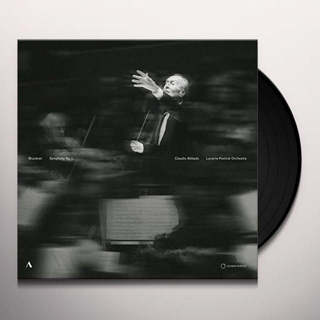 Anton Bruckner / Claudio Abbado CLAUDIO ABBADO - LUCERNE FESTIVAL ORCHESTRA Vinyl Record