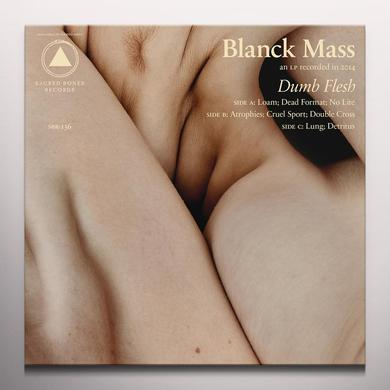 Blanck Mass DUMB FLESH Vinyl Record - Clear Vinyl, Limited Edition