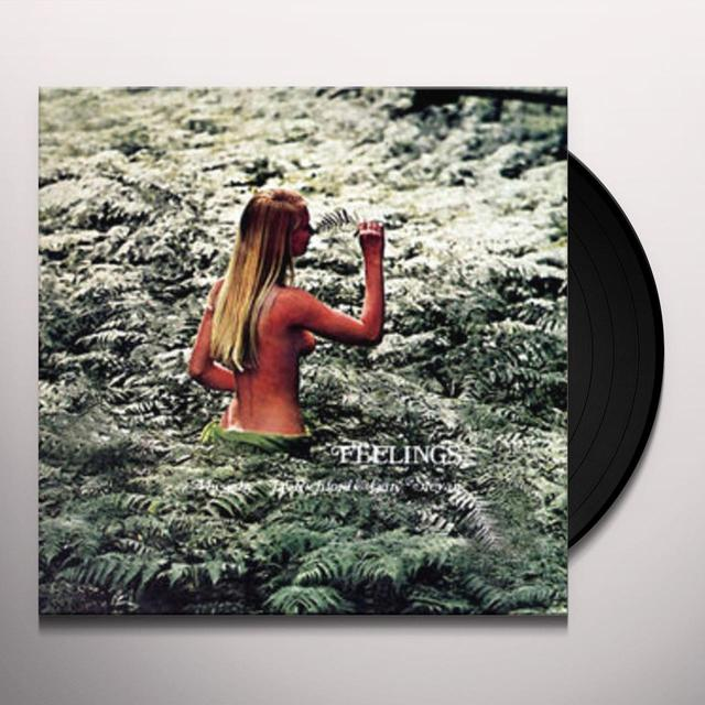 Jay Richford / Gary Stevan FEELINGS - O.S.T. Vinyl Record
