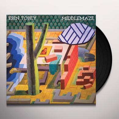 Erin Tobey MIDDLEMAZE Vinyl Record
