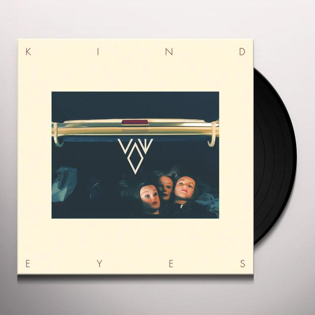 Vow KIND EYES Vinyl Record