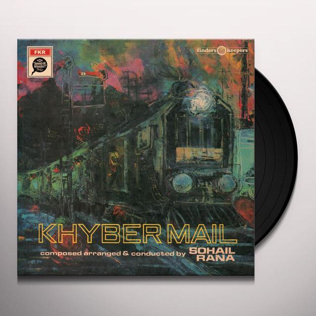 SOHAIL RANA KHYBER MAIL - O.S.T. Vinyl Record