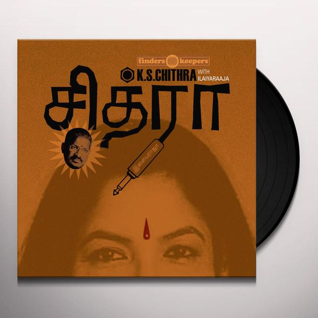 K.S. Chithra K.S CHITHRA Vinyl Record