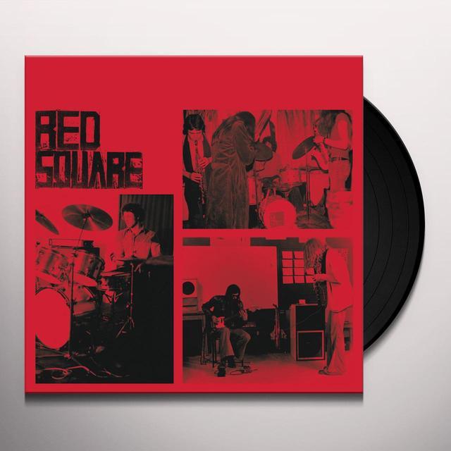 Red Square RARE AND LOST 70S RECORDINGS Vinyl Record