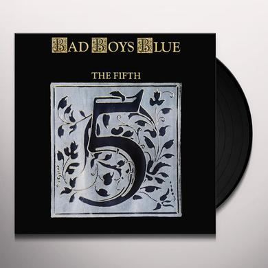 Bad Boys Blue FIFTH Vinyl Record
