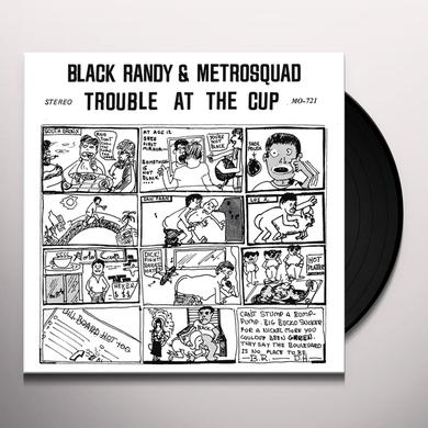 BLACK RANDY & METROSQUAD Vinyl Record