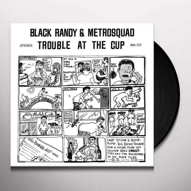 BLACK RANDY & METROSQUAD Vinyl Record