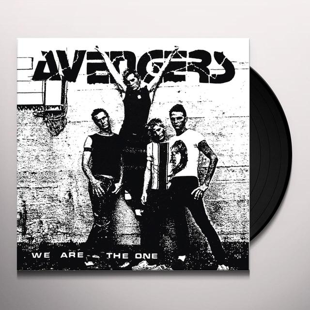 Avengers WE ARE THE ONE Vinyl Record