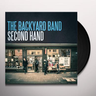 Backyard Band SECOND HAND Vinyl Record