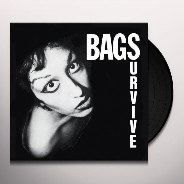 Bags SURVIVE Vinyl Record