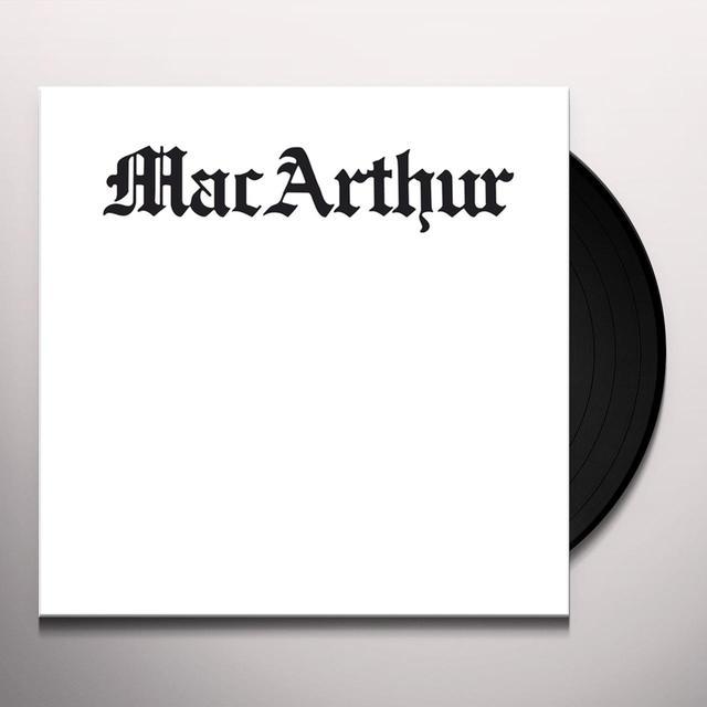 MACARTHUR Vinyl Record