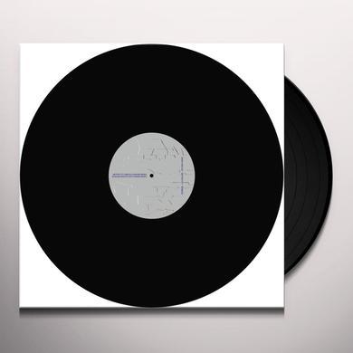 Sand Circles MOTOR CITY REMIXES Vinyl Record