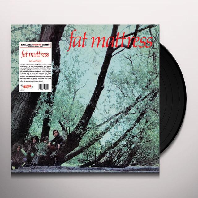 FAT MATTRESS Vinyl Record